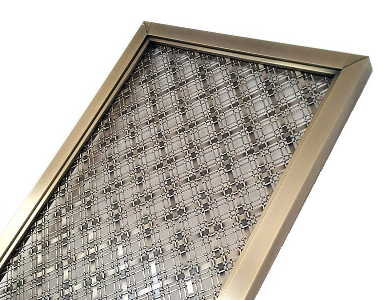 Decoration Metal Mesh Room Space Divider